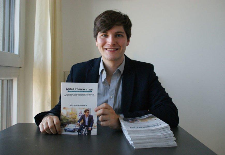 Buchveröffentlichung: Sammelband zu Agilität, digital Leadership und Arbeit 4.0