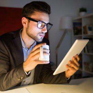 Digitale Selbstorganisation bei orts- und zeitflexibler Arbeit