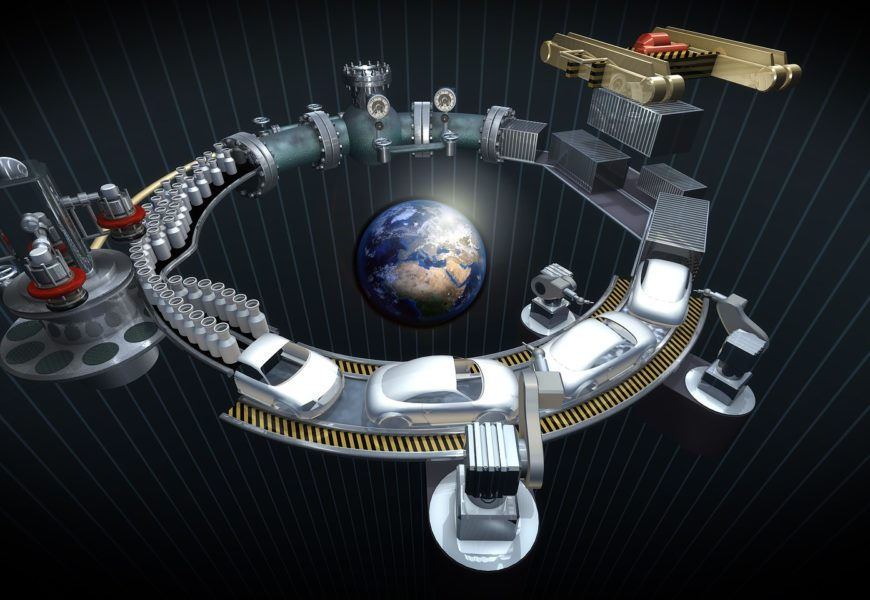 Was bedeutet die Digitalisierung in der Produktion?
