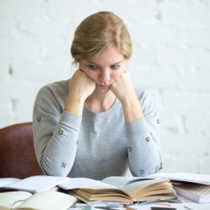 Hilfe! Ich bin bei meiner Abschlussarbeit am verzweifeln!