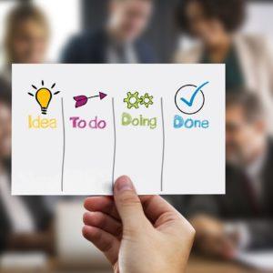 Status von Agilität: Unternehmen arbeiten agil aber sind sie es auch?